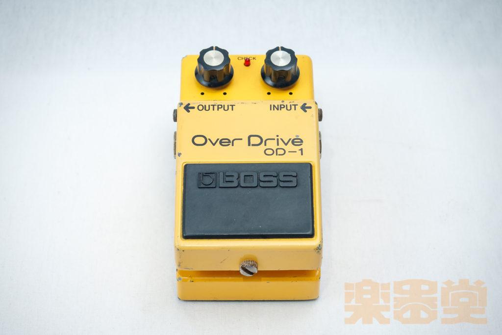 BOSS OD-1